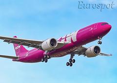 F-WWCU Airbus A330 Neo Wow Air / Citilink (@Eurospot) Tags: fwwcu pkgyc airbus a330 a330900 neo citilink wowair toulouse blagnac