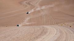 Clouds of dust (Chemose) Tags: sony ilce7m2 alpha7ii mai may bolivie bolivia paysage landscape désert montagne mountain andes sudlipez southernlipez lipez desert piste track 4x4 auto car poussière dust sable sand