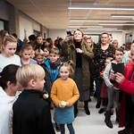 Anastasijas Sevastovas vizīte un treniņš Liepājā 14.11.2019.