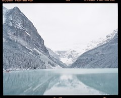 Lake Louise (seeaurora) Tags: フィルム カナダ film