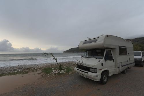 near Areopoli - Greece