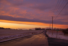 Visions (Matt Champlin) Tags: evening sunset monday colorful life nature snow snowy canon 2019 peaceful landscape rural desolate vision quotes