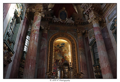 2019.10.07 Eglise des Jésuites 7 (garyroustan) Tags: church eglise wien