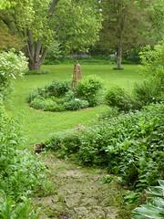 Janesville, WI, Visiting Friends, Backyard Garden (Mary Warren 14.3+ Million Views) Tags: janesvillewi garden yard nature flora plants green leaves foliage trees