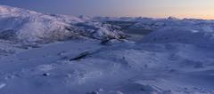 Just a winter landscape, from Ringvassøya (Snemann) Tags: winter november tromsø landscapes k5 smcpda21mmf32al pentaxk5 backcountryskiing