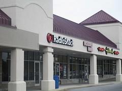Radioshack Remains (Random Retail) Tags: store retail 2018 elizabethtown pa radioshack plaza