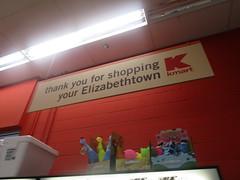 Thanks for Shopping Kmart (Random Retail) Tags: kmart store retail 2018 elizabethtown pa
