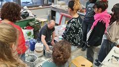 #Atelier technique / Céramique / Modules techniques 2019 (esamCaenCherbourg) Tags: atelierstechniquesceramique2019 atelierstechniquesceramique esamcaencherbourg esametudesatelierstechniques esamceramique atelierstechniquesceramique2018
