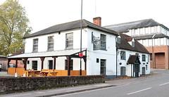 The White Hart Basingstoke Hampshire UK (davidseall) Tags: the white hart pub pubs inn tavern bar public house houses basingstoke hampshire uk gb british english