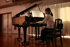SAKURAKO - Main role in a school play. (MIKI Yoshihito. (#mikiyoshihito)) Tags: schoolplay 学習発表会 学芸会 sakurako 櫻子 さくらこ 娘 daughter サクラコ 長女 11歳1ヶ月 eldestdaughter