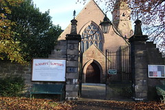 St Marys St Peters Episcopal Church,Montrose_nov 19_597 (Alan Longmuir.) Tags: stmarysstpetersepiscopalchurch tayside montrose