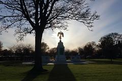 War Memorial,Hope Paton Park,Montrose_nov 19_610 (Alan Longmuir.) Tags: hopepatonpark warmemorial tayside montrose