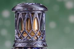 lamp lid (sure2talk) Tags: macromondays lids metal shallowdof bokeh nikond7000 nikkor85mmf35gafsedvrmicro macro closeup