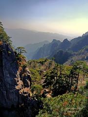 Les montagnes jaunes. (jmboyer) Tags: mj13107dxo1 chine asie canon china asia travel montagnes jaunes ©jmboyer