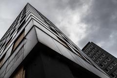 City Hof Hamburg (michael_hamburg69) Tags: hamburg germany deutschland hansestadt innenstadt hochhaus grau cityhochhäuser cityhof 1958 architekt architect rudolfklophaus klosterwall unterwegsmitkathy