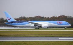TUI Airways Boeing 787-9 G-TUIN (josh83680) Tags: manchesterairport manchester airport man egcc gtuin boeing boeing7879 7879 boeing787 787 dreamliner dream liner tuiairways tui airways