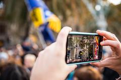 18-N. Concentració en suport al president Torra (Assemblea.cat) Tags: concentració judici president torra assemblea assembleanacionalcatalana anc