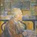 Portrait de Vincent Van Gogh par H. de Toulouse-Lautrec (Grand Palais, Paris)