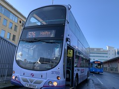Photo of First Halifax's 37703 YJ09OAX