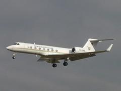 TU-VAE G550  Paris-LBG (liekwxtt43) Tags: tuvae gulfstream g550 bizav lbg lfpb