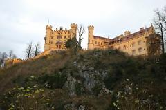 Schloss Hohenschwangau (Helgoland01) Tags: bayern bavaria deutschland germany schloss castle alpen alps