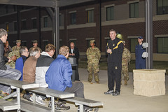 TRADOC welcomes  Joint Civilian Orientation Conference 92 (dod.jcoc92) Tags: jcoc tradoc usarmytraininganddoctrinecommand jointcivilianorientationconference92 usarmy departmentofdefense forteustis virginia usa