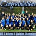 Congratulations to the All-IN FC U19 Girls Athena B Division Champions