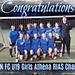 Congratulations to our U19 Athena Girls RIAS Champs!