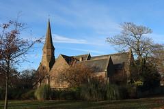 St Marys St Peters Episcopal Church,Montrose_nov 19_596 (Alan Longmuir.) Tags: stmarysstpetersepiscopalchurch tayside montrose