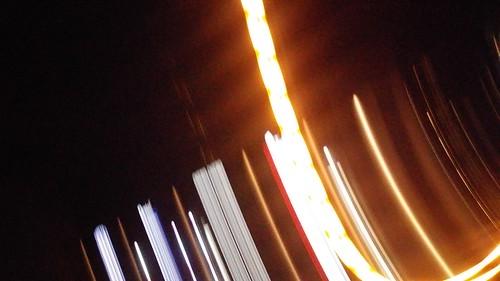 Blur fan photo