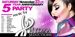 FIVE Years of HyDra °!!° (Conor Roecastle) Tags: trance party kinky white celebration years five 5 music hydra seductions second life anniversary edm house pool lights smoke sl is real