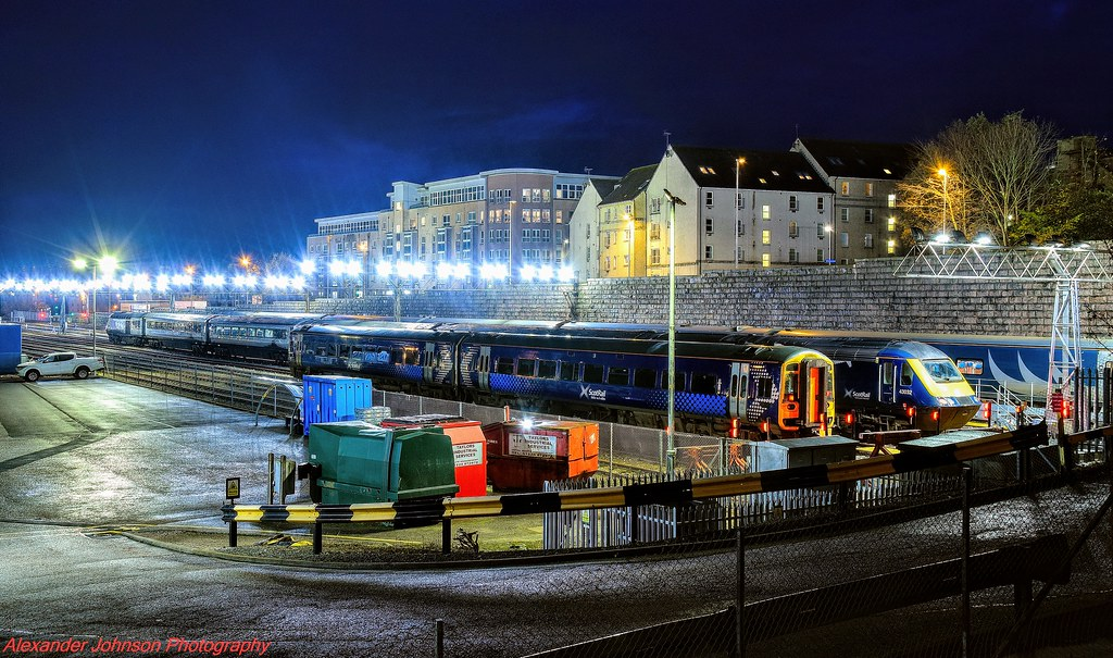 The World S Best Photos Of Aberdeen And Scotrail Flickr