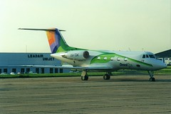 XA-TDK Gulfstream 2  Paris-LBG (liekwxtt43) Tags: g2 gulfstream xatdk lfpb lbg