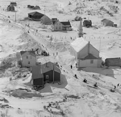 Village de Magpie (Bibliothèque et Archives nationales du Québec) Tags: vueaérienne magpie joshébert cométique banq