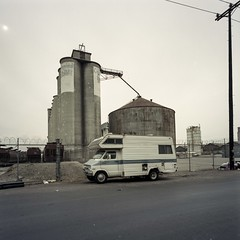 (ADMurr) Tags: dba292 hasselblad swc 38mm zeiss biogon kodak mf 6x camper homeless