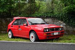 Lancia Delta HF Integrale (Maurizio Boi) Tags: car auto voiture automobile coche old oldtimer classic vintage vecchio antique italy lancia delta hf integrale