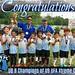 Congratulations to our U8 Academy Boys Team!