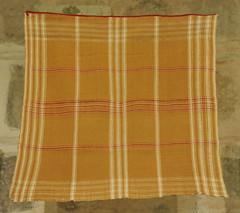Weaving Textiles Mexican Oaxaca Mixe (Teyacapan) Tags: museum oaxaca mexico textiles weavings mixe ayuuk cotzocon coyuchi scarf