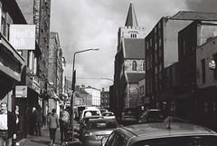 Meath Street, Dublin 8 (Mark Carmody) Tags: analoguephotography analog analogue film filmisnotdead filmphotography filmisalive f washi filmwashi filmwashid aerospace canon canona1 takumar supertakumar55mmf18 blackandwhite portraits streetscape landscape