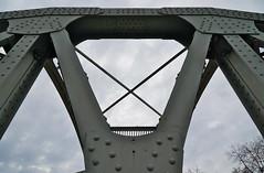Cologne Turning Bridge 2 (hermann.kl) Tags: köln cologne drehbrücke turningbridge rheinauhafen stahl steel
