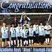 Congratulations to the U10 Academy Boys Blue Team Triumph Tournament Finalists