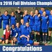 Congratulations to the All-IN FC U13 Girls - Division Champions!
