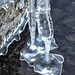 Natural Ice Formations - Formations de glace naturelle