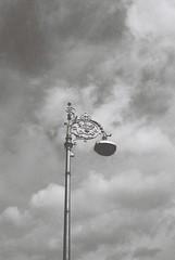 Fitzwilliam Lamp Post (Mark Carmody) Tags: analoguephotography analog analogue film filmisnotdead filmphotography filmisalive f washi filmwashi filmwashid aerospace canon canona1 takumar supertakumar55mmf18 blackandwhite portraits streetscape landscape