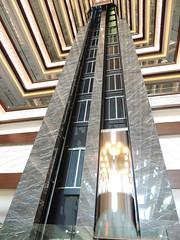 The Ramada Plaza Hotel, Antalya, Turkey (Steve Hobson) Tags: ramada plaza hotel antalya turkey lift elevator