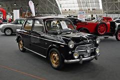 Fiat 1100 TV (Maurizio Boi) Tags: car auto voiture automobile coche old oldtimer classic vintage vecchio antique italy fiat 1100 tv