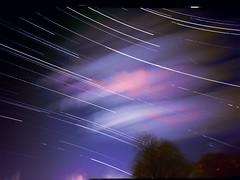 In wonderment......... (Paul McF-Photography) Tags: ngc amateurphotographer shotoniphone scotland iphone11pro nightshot startrails