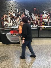 ITA_IDC_SHA_PedUMDBasketball_111019_23 (Idle Time Ads) Tags: streetteam publicoutreach itapromotions idletimeadvertising maryland washington dc virginia pedestrian safety umd collegeparkwalksmart sha mdot