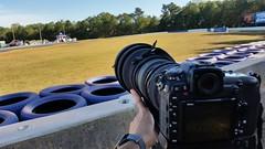 Road Atlanta Turn 7 Qualifying (speedcenter2001) Tags: nikon400mmf28gvr roadatlanta petitlemans camera lens tires wall track racetrack d500