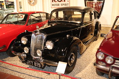 Riley RMA JYT819 (Andrew 2.8i) Tags: museum classics classic autos auto voitures voiture cars car sparkford somerset uk haynes british saloon sedan 1500 15112litre oneandahalflitre rma riley 1948 jyt819